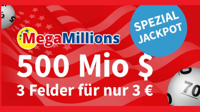 MegaMillions SpezialJackpot