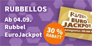 Rubellos Woche EuroJackpot