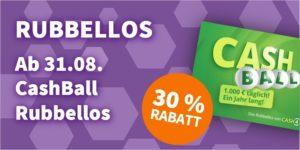 Rubbellos Woche CashBall