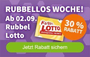 Rubellos Woche Lottohelden Lotto