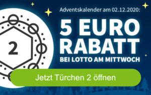 Lottohelden Adventskalender 2020